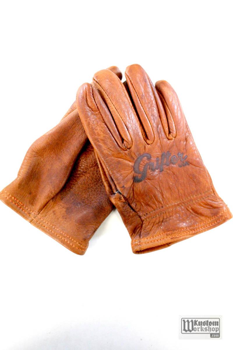 gants grifter the scoundrel gants courts en cuir gants. Black Bedroom Furniture Sets. Home Design Ideas