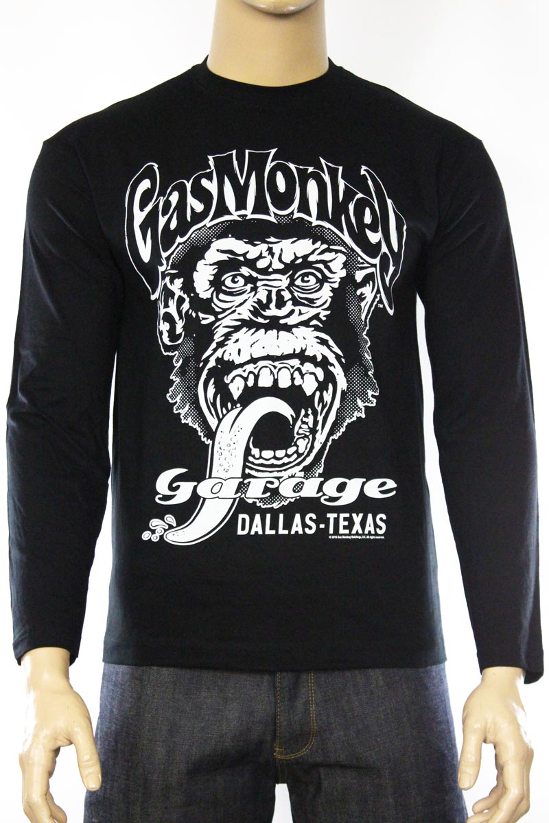 Longsleeve Gas Monkey Garage Original