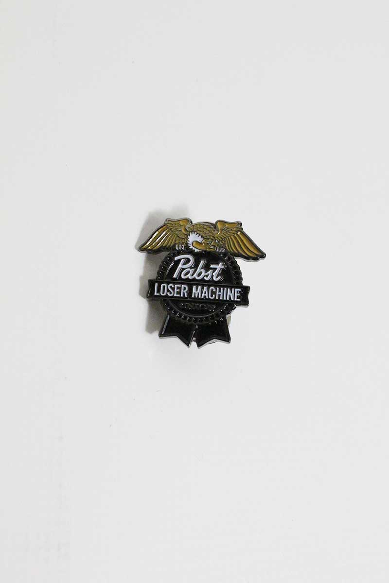 Pins Loser Machine Company original PABST