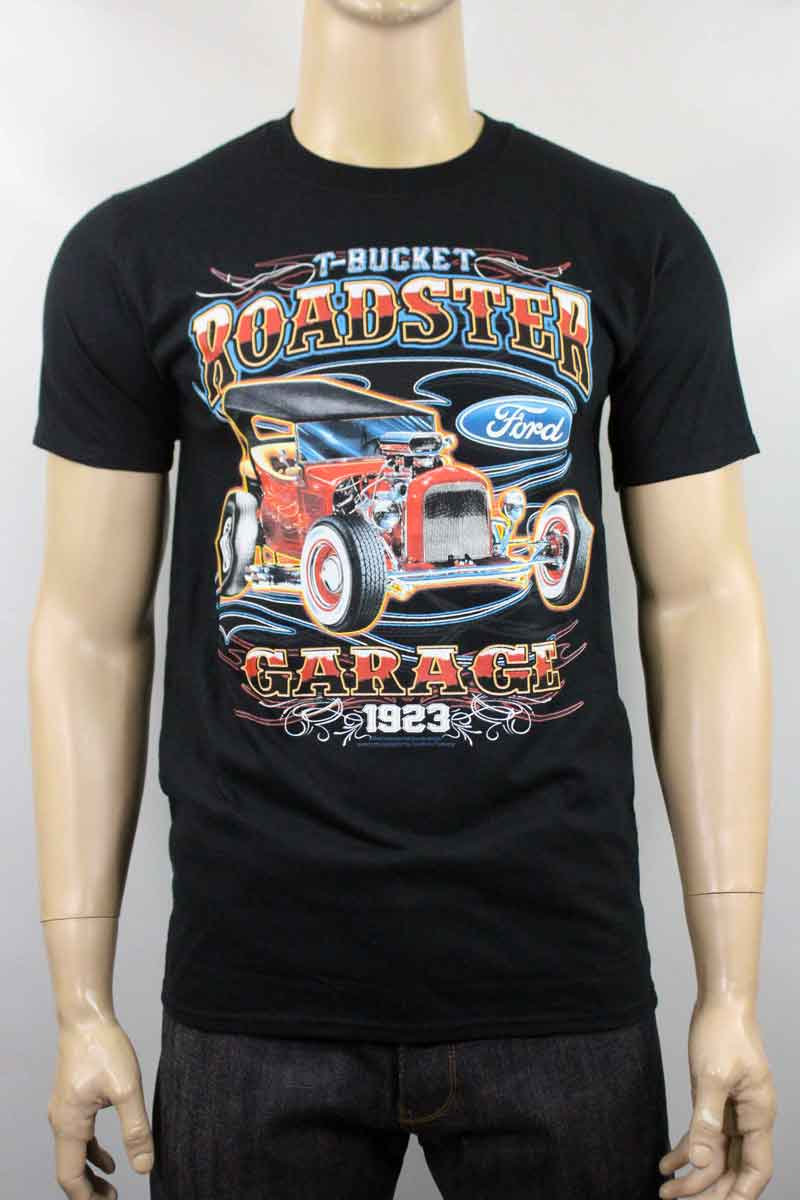 T-shirt Ford Hot Rod