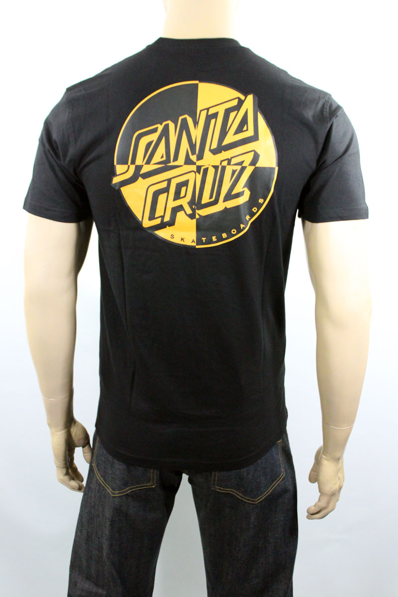 T-shirt Santa Cruz crash dot