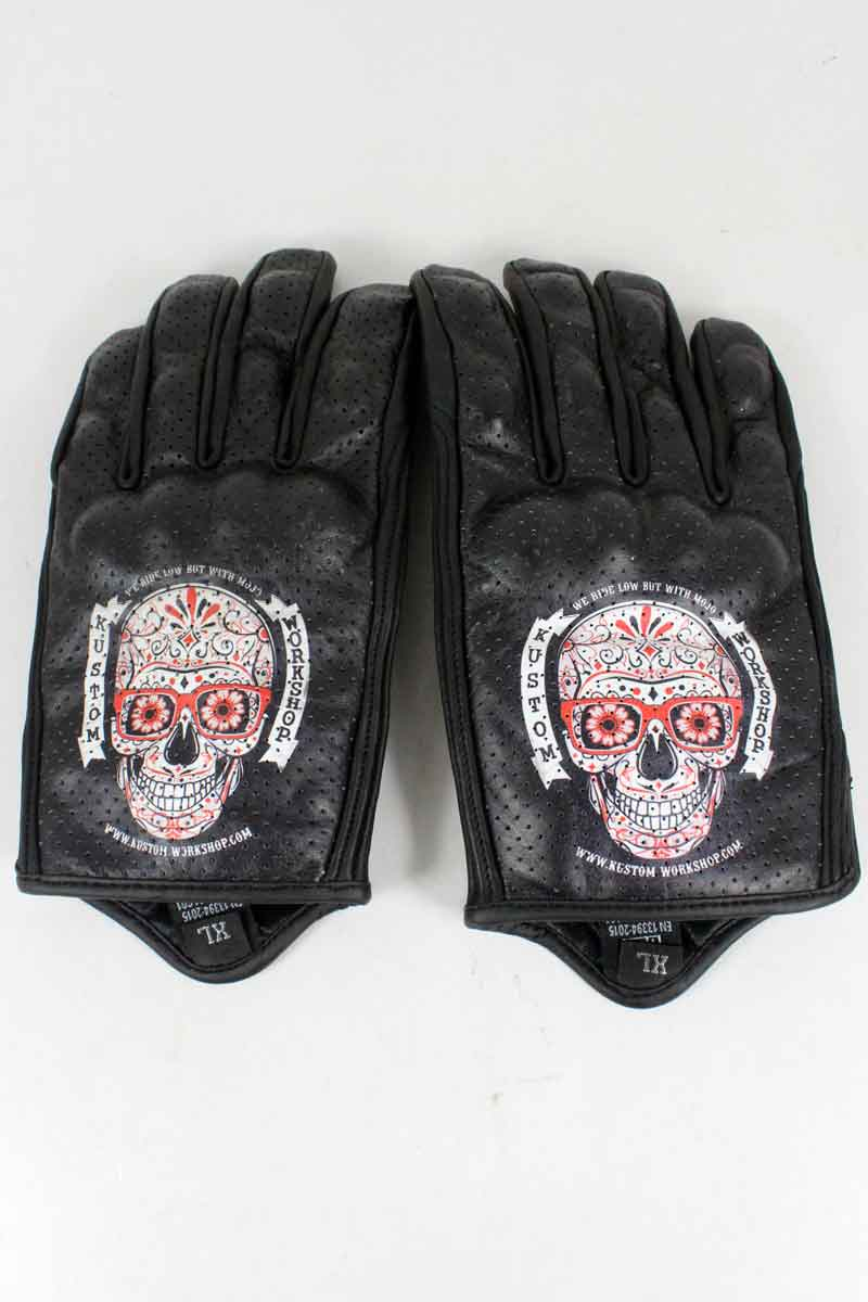 Gants CE Kustom Workshop