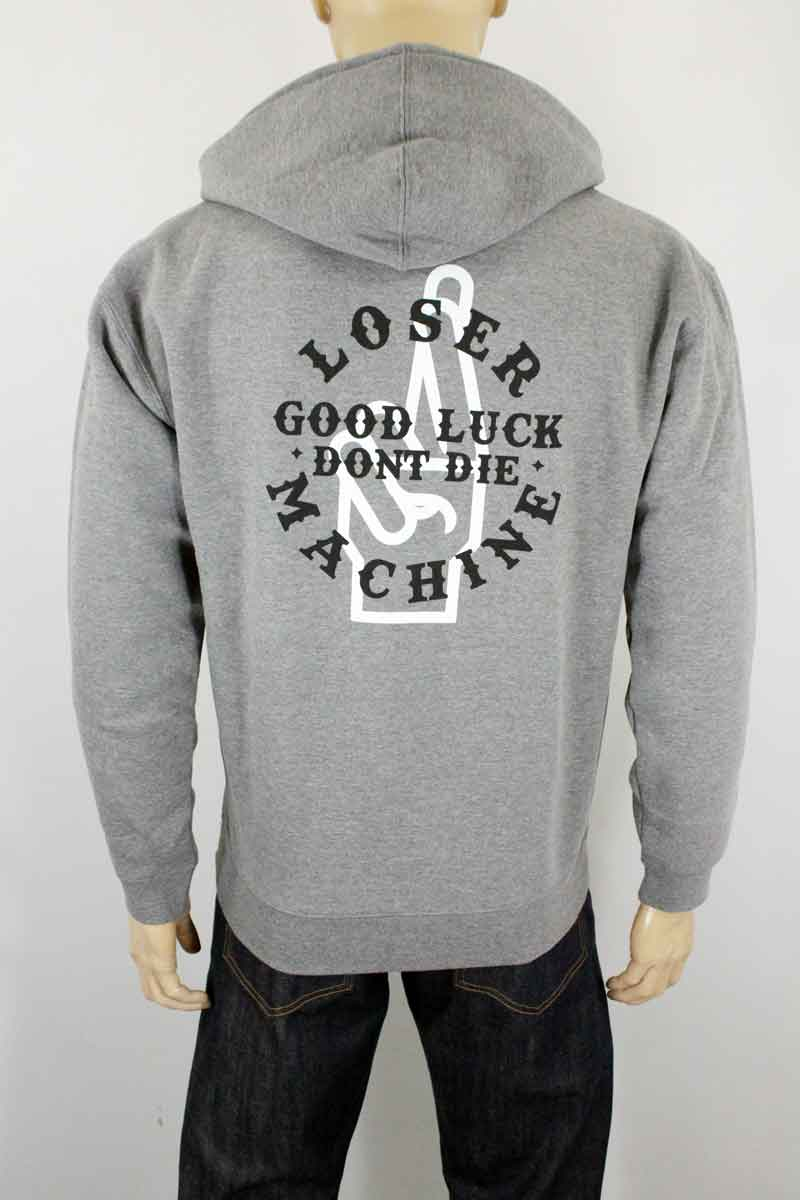 Sweat Loser Machine Company Fleece Local