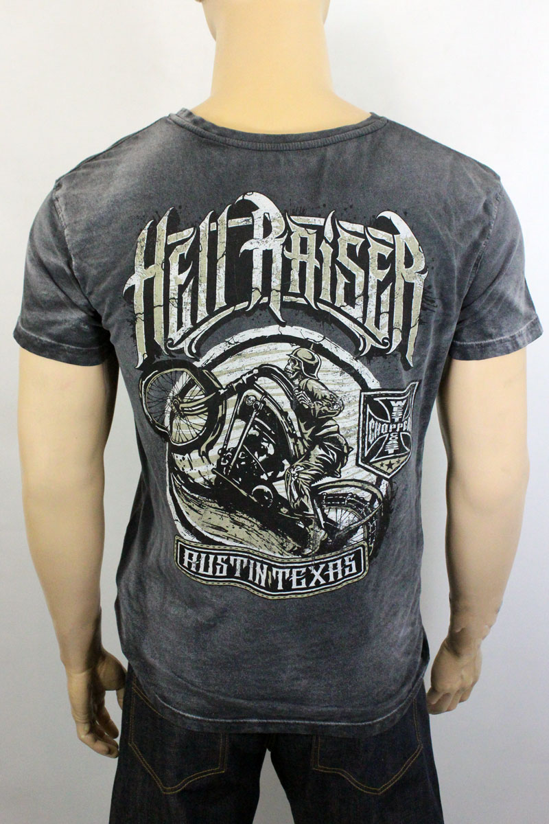 T-shirt  West Coast Choppers hell raiser