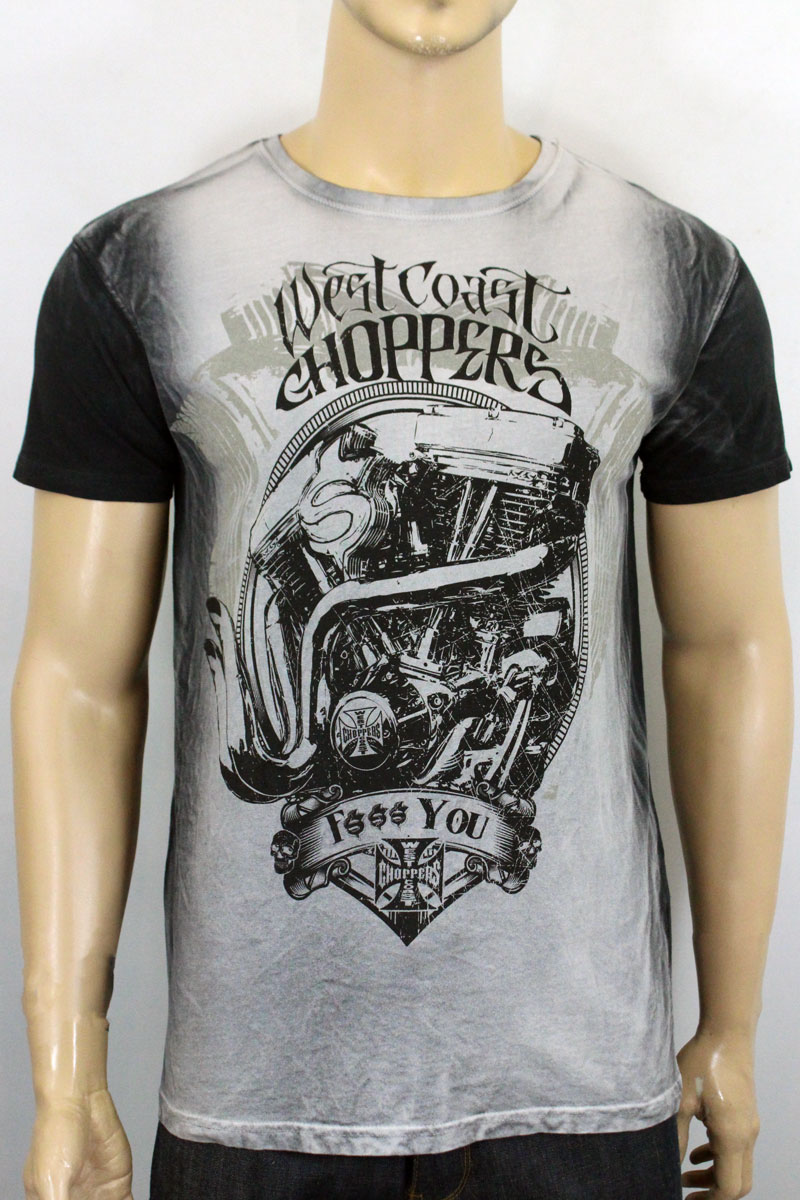 T-shirt  West Coast Choppers F$$$ you