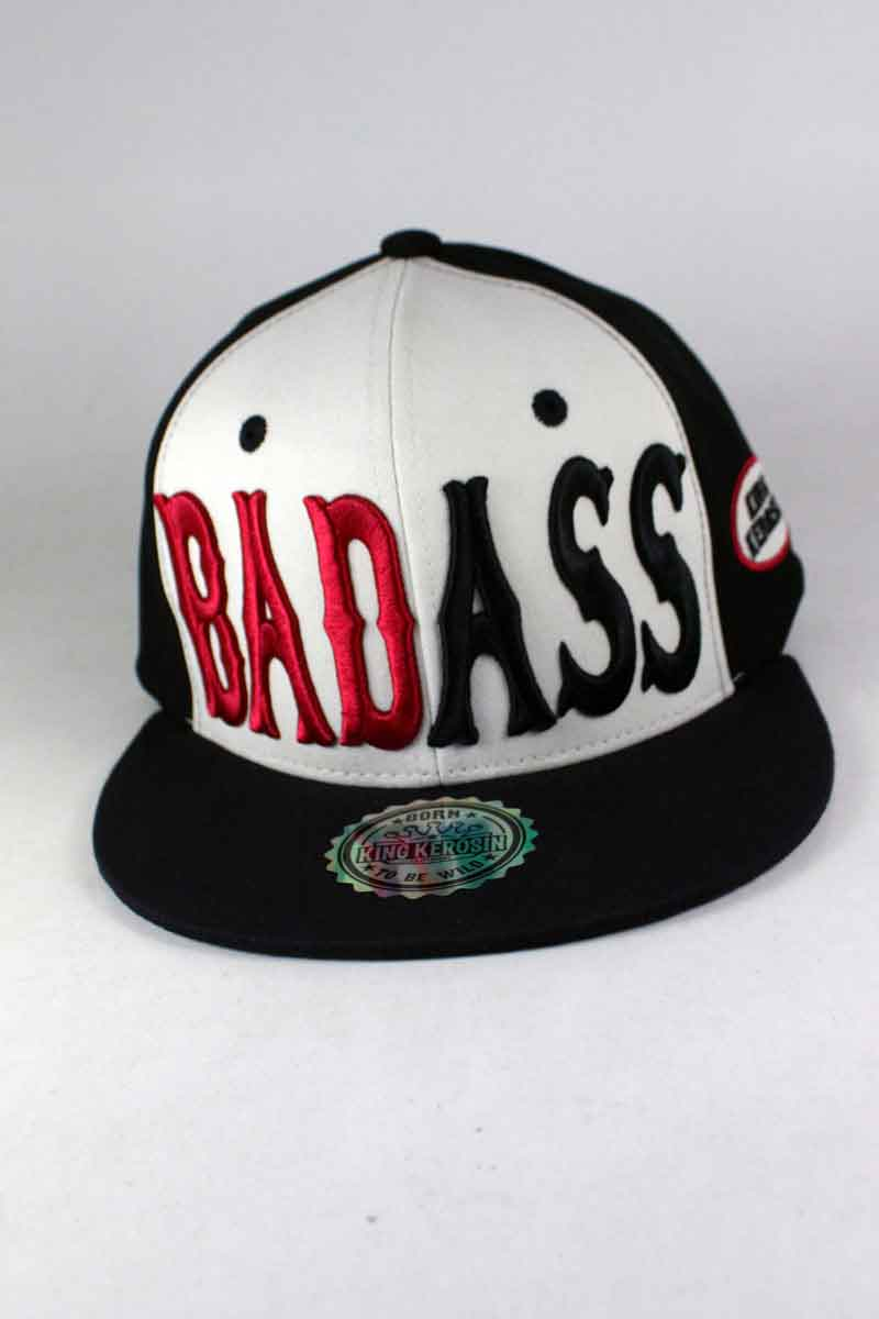 Casquette King Kerosin Bad Ass