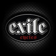 Collection Exile Cycles By Russell Mitchell Kustom Work Shop