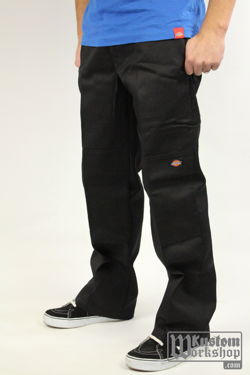 Pantalon Dickies 874 double knee Black