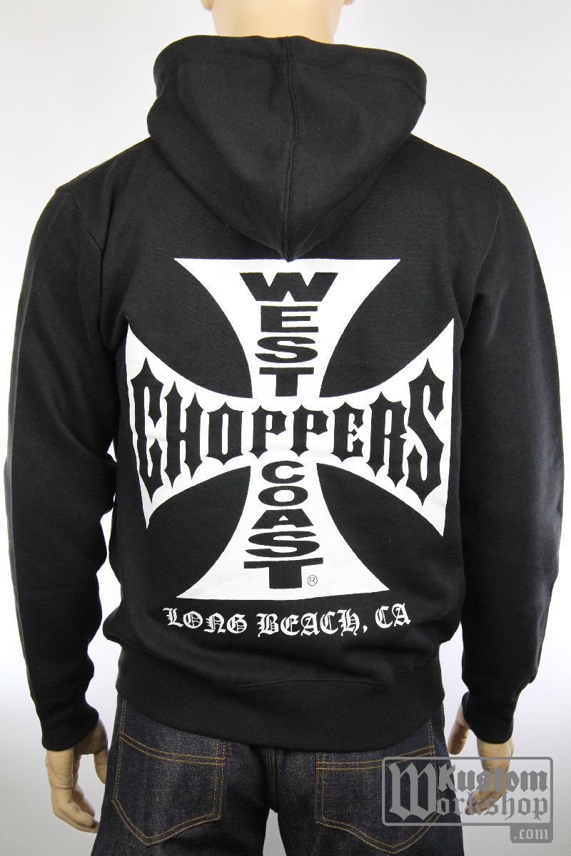 Blouson moto west coast chopper