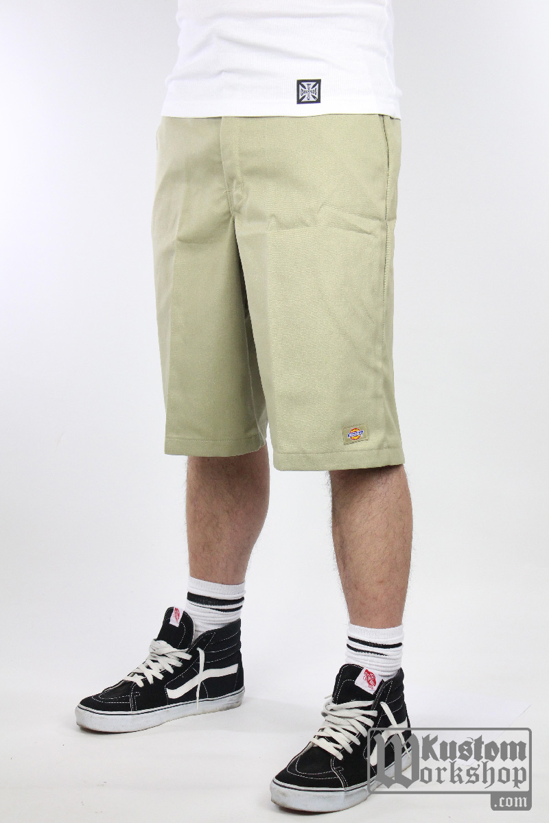 Short Dickies 13'' Multi pocket work short kaki