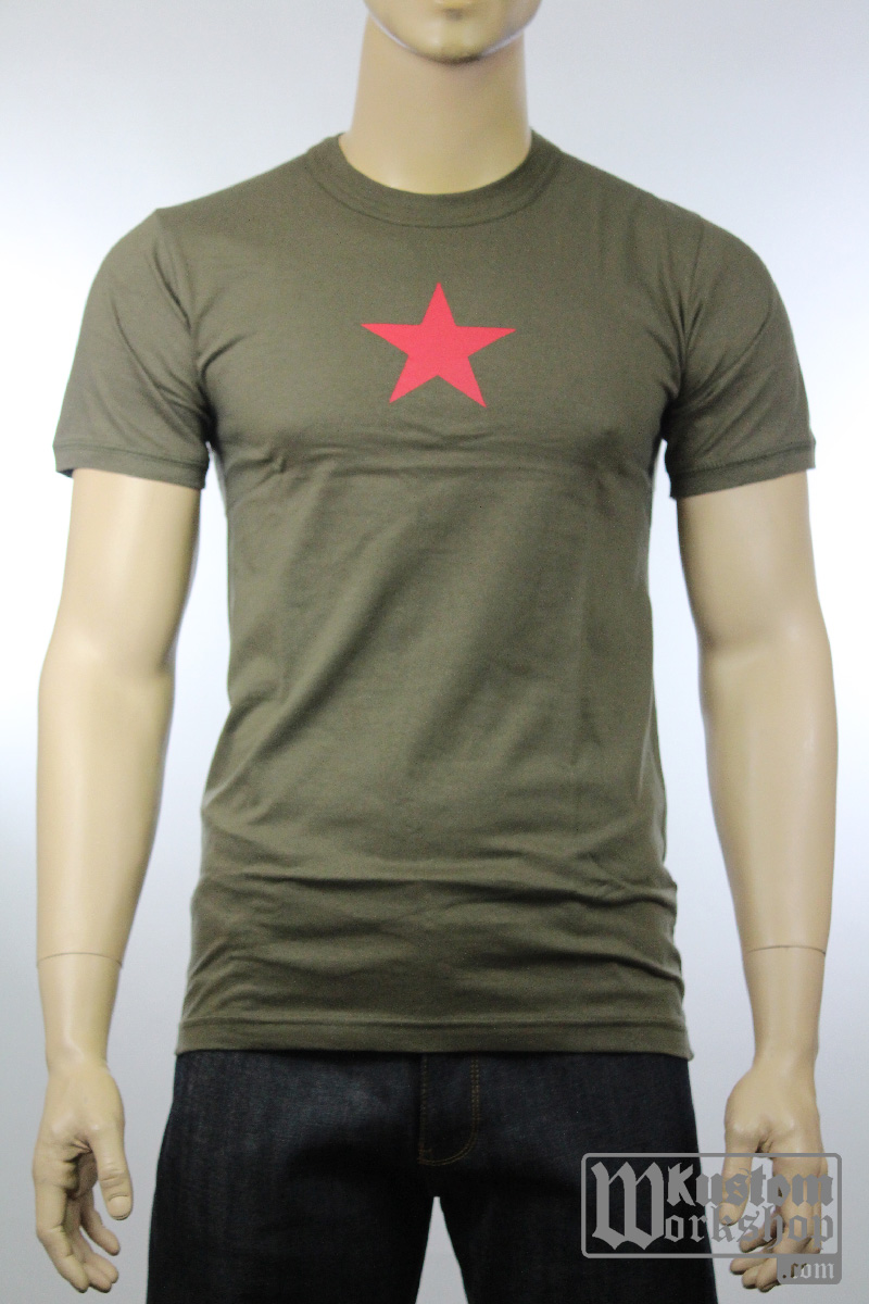 T-shirt  Army Kaki