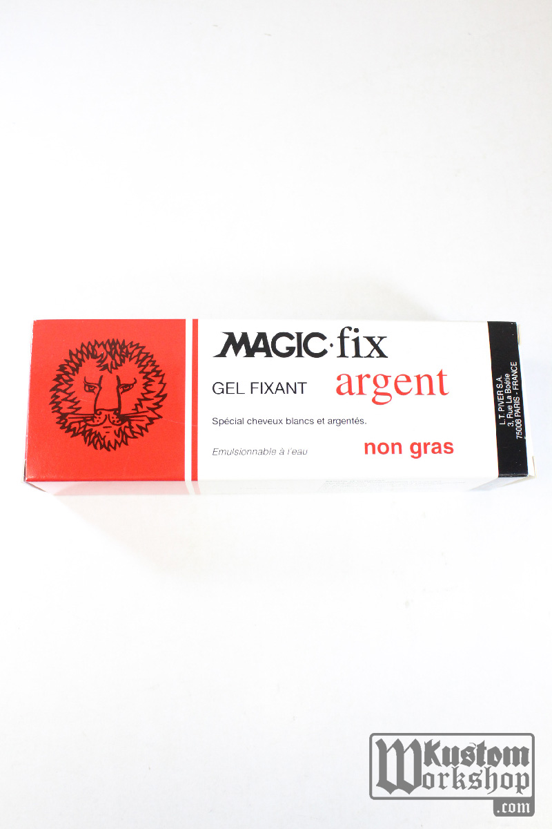 Gel Fixant Magic Fix Argent