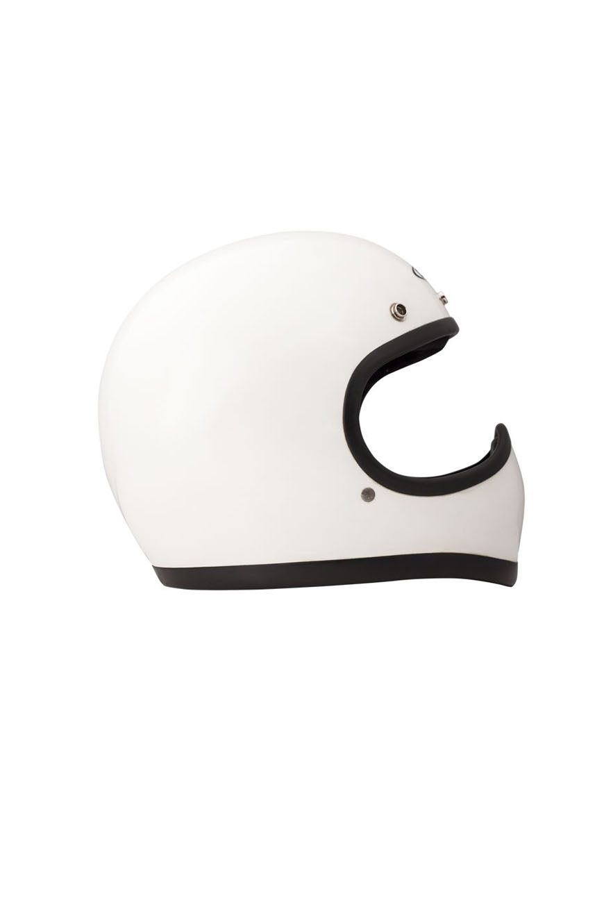 Casque DMD Racer white