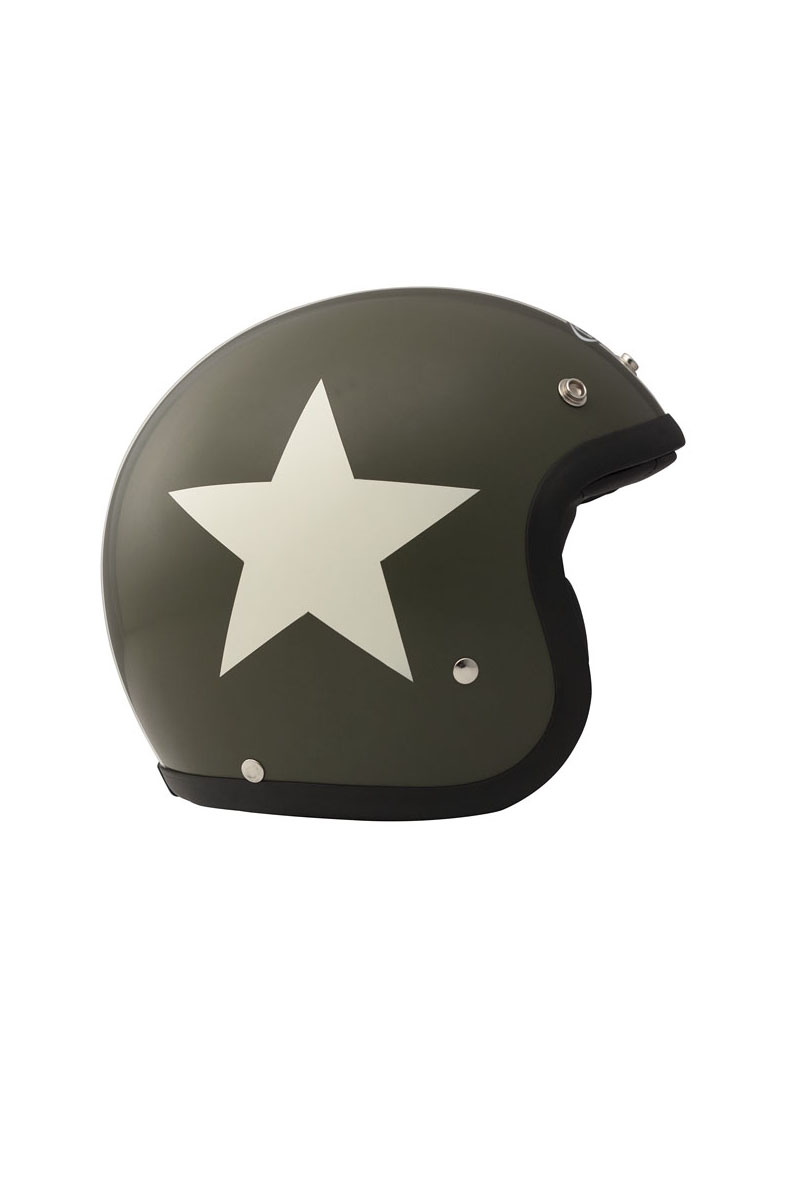 Casque DMD Star Vintage Army