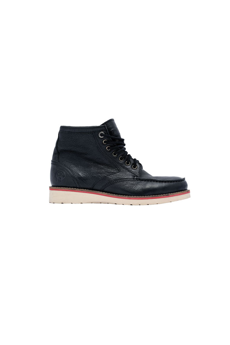 Chaussures Jesse James Workwear Noires