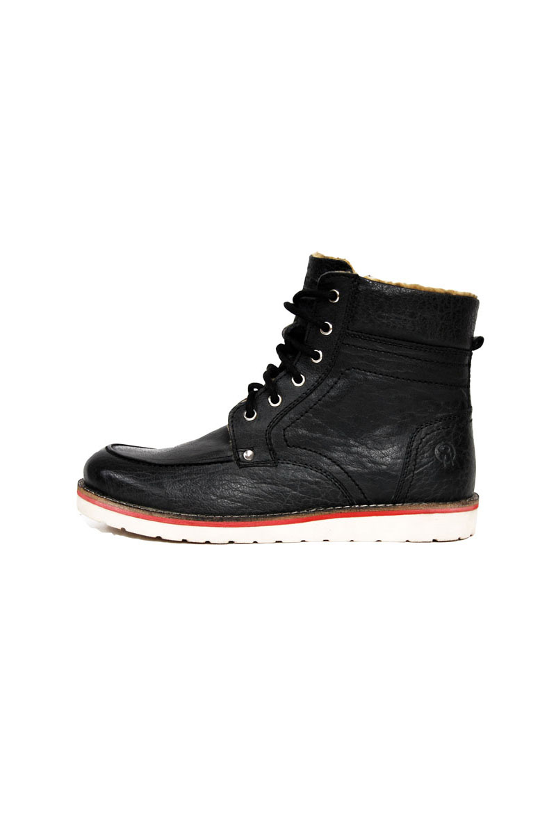 Chaussures Jesse James Workwear Winter Noires