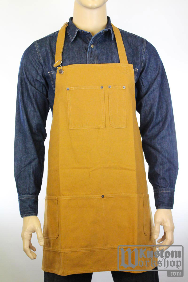 Tablier Dickies Brown Duck