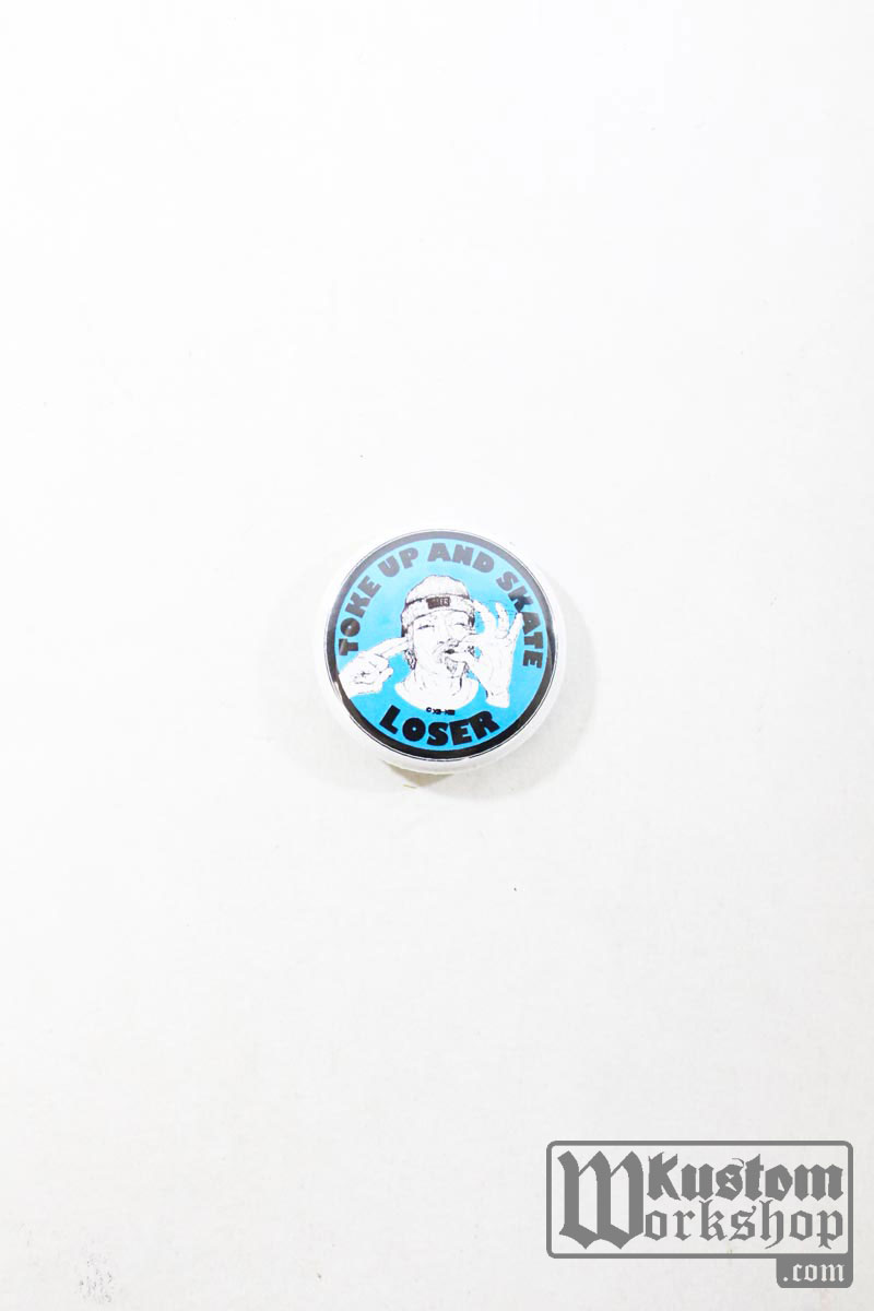 Badge Loser Machine Company Skate