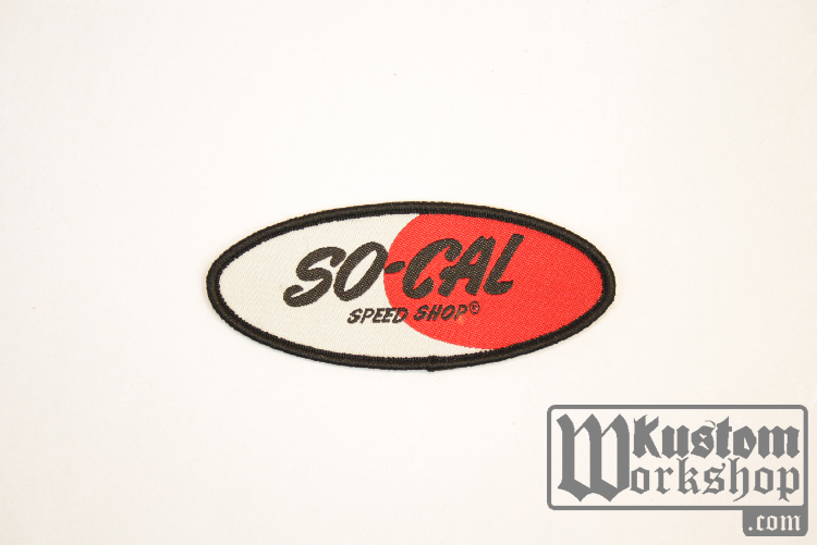 Patch So-Cal original logo mini