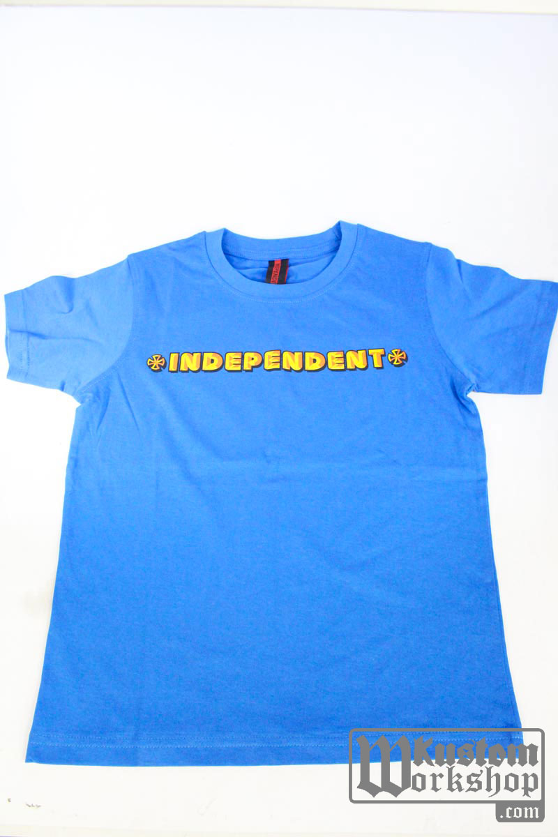 T-shirt Independent Kid Sign Paint