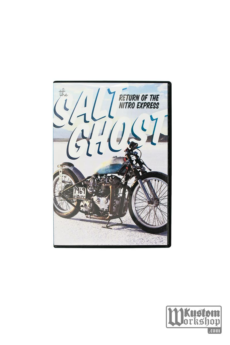 Salt Ghost DVD