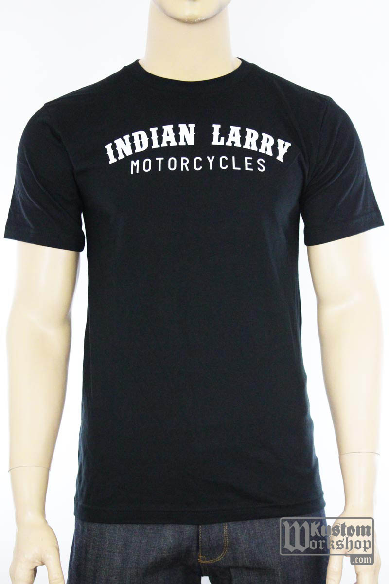 T-shirt Indian Larry Motorcycles