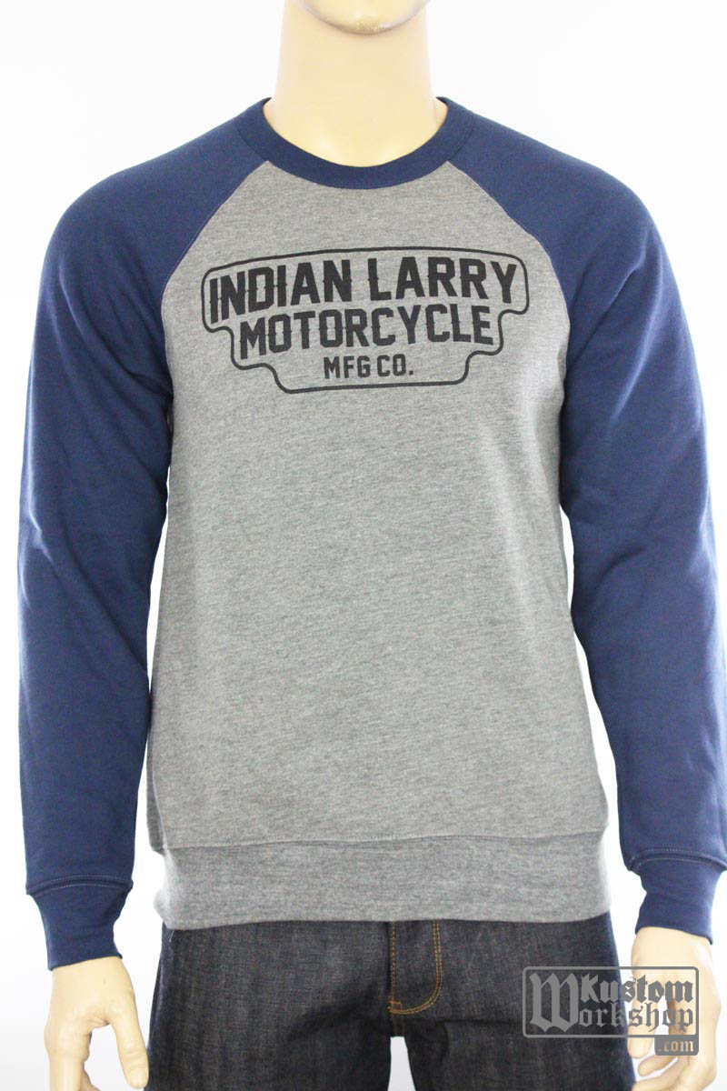Sweat-shirt Indian Larry Mfg.Co