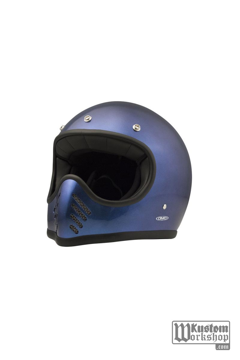 Casque DMD Seventy five bleu