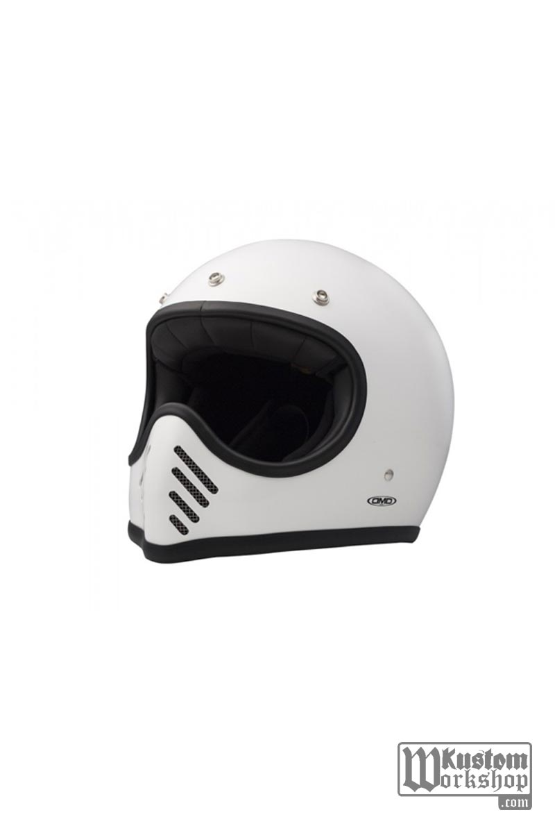 Casque DMD Seventy five blanc
