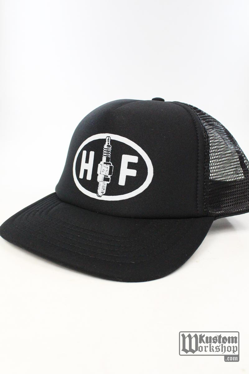 Casquette Holy Freedom trucker black