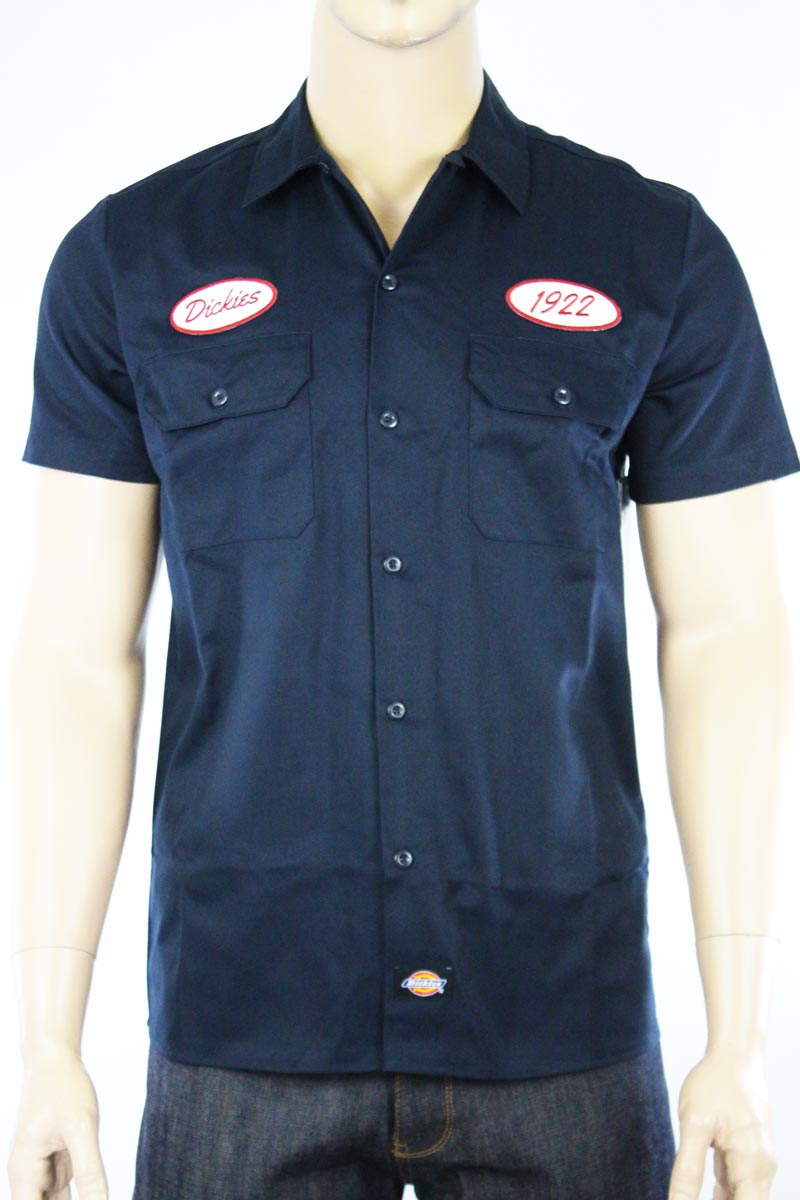 Chemise Dickies Rotonda South navy