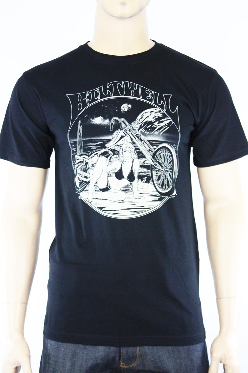 T-Shirt Biltwell Galaxy