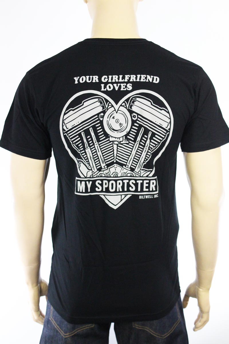 T-Shirt Biltwell Girlfriend