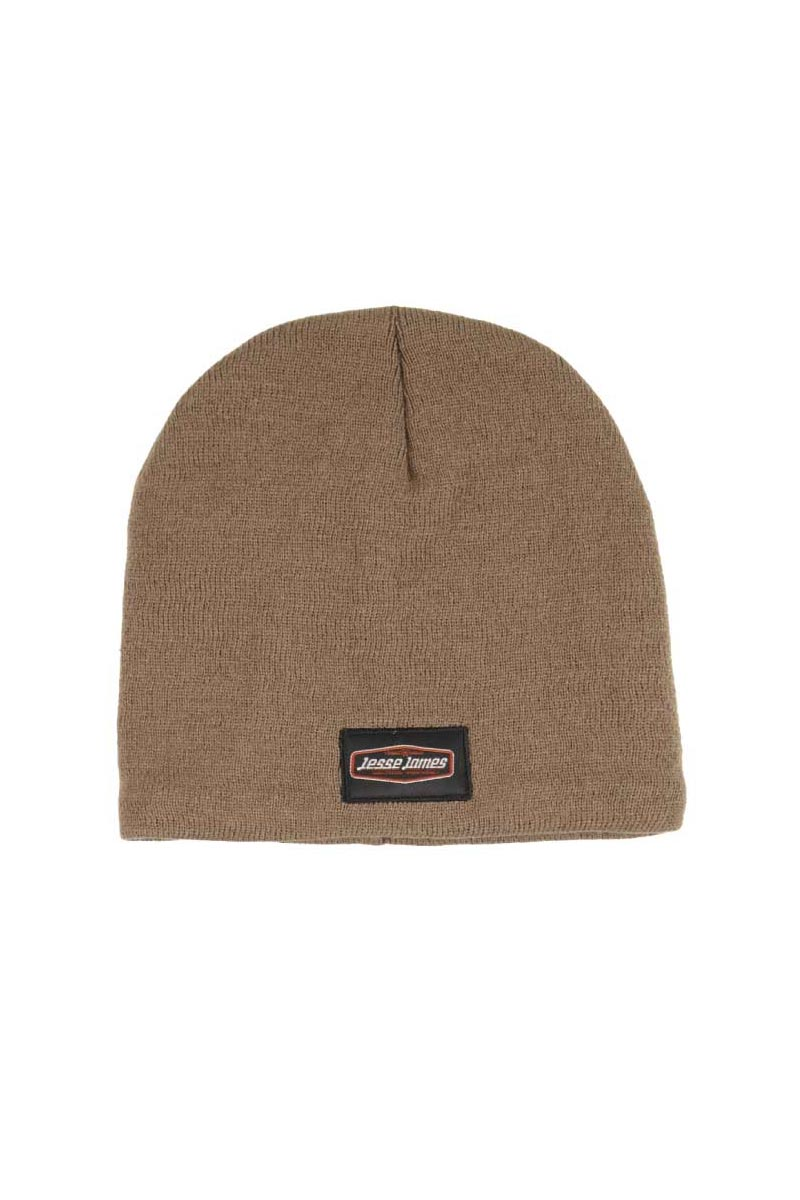 Bonnet Jesse James Workwear original brun