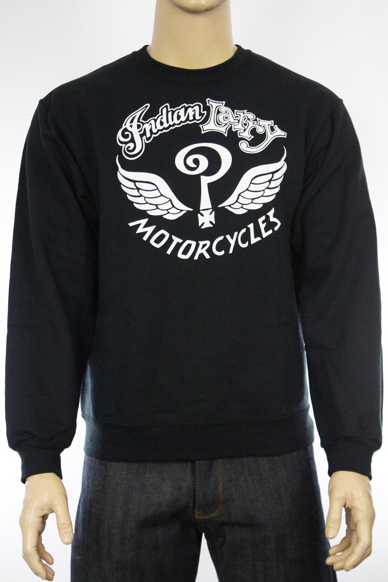 Sweat Indian Larry original original logo