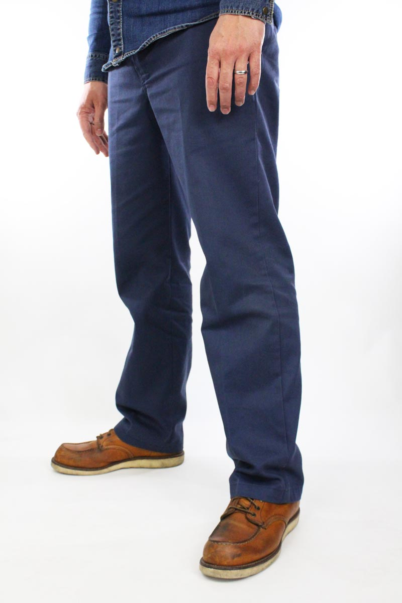 Pantalon Dickies Original 873 Navy Blue