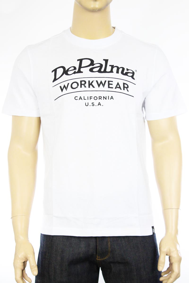 T-shirt DePalma Pony Boy white