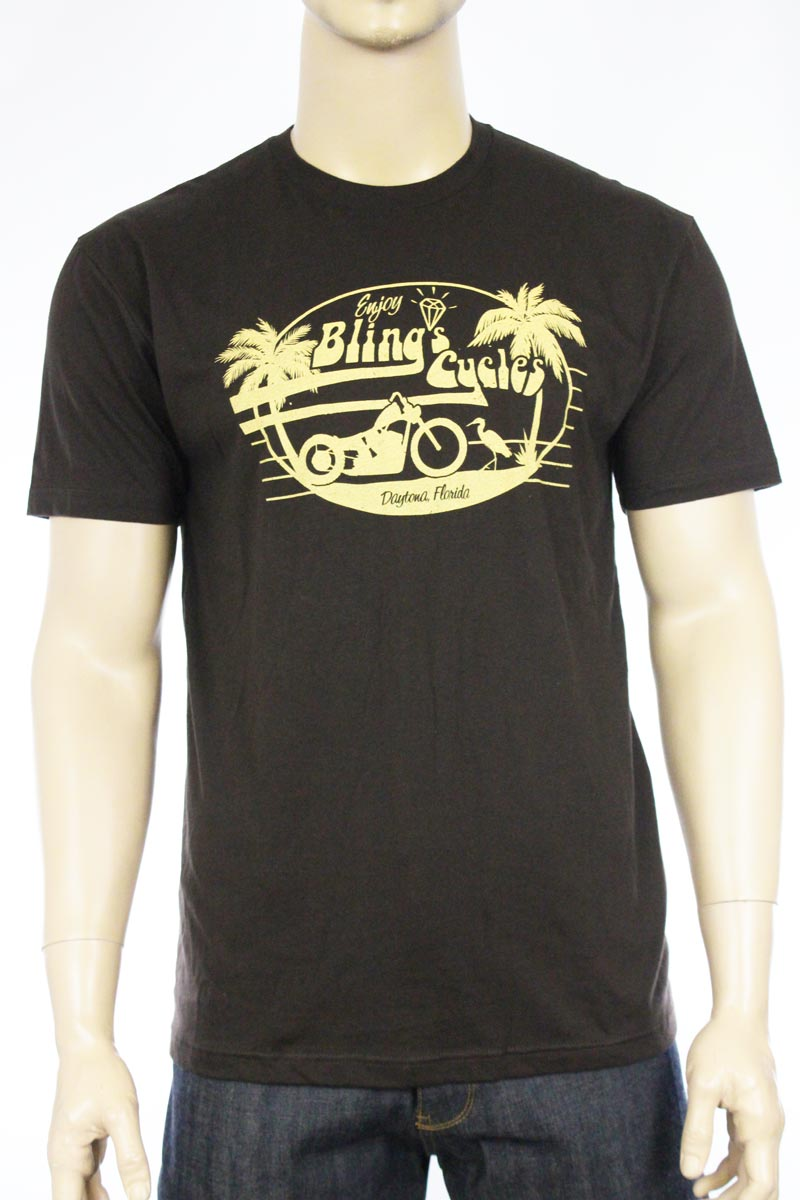 T-shirt Bling's Cycles So Daytona
