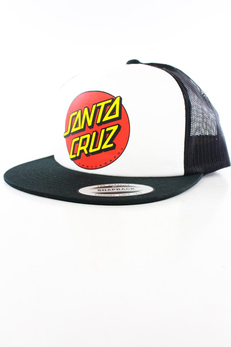 Casquette Santa Cruz originale Dot