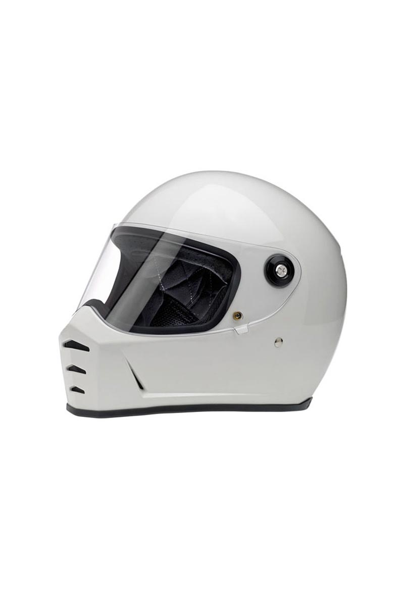 Casque Biltwell Lane Splitter white