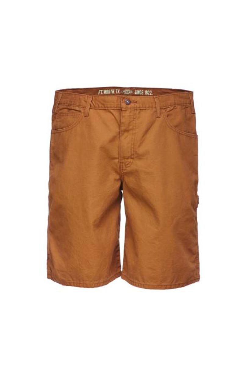 Short Dickies Lightweight Duck Carpenter