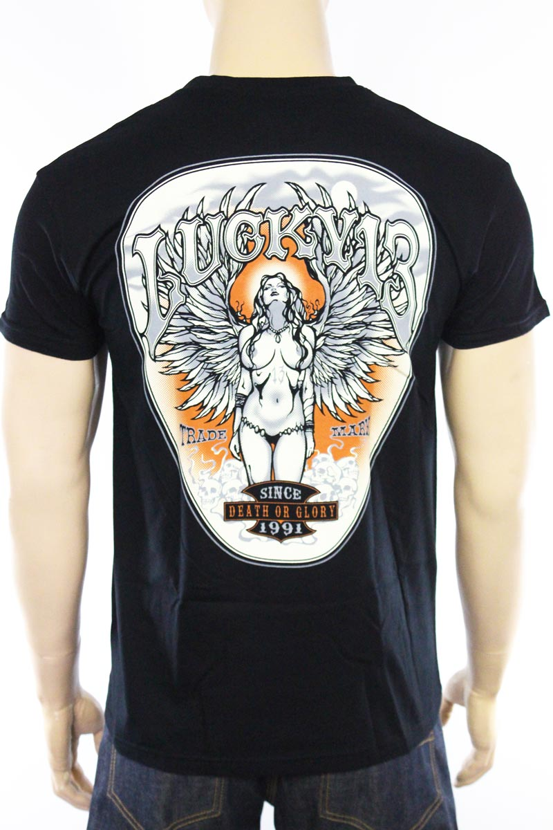 T-shirt Lucky 13 Evilyn