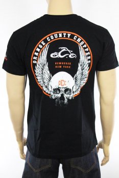 T-shirt Orange County Choppers Doom