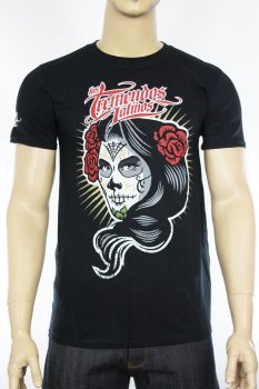 T-shirt Los Tremendos Latinos Cholita