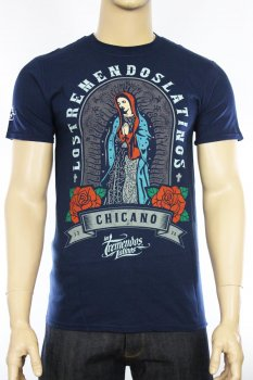 T-shirt Los Tremendos Latinos Our Lady