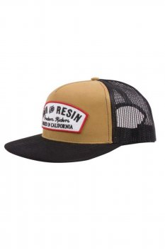 Casquette Iron and Resin Region wheat
