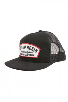 Casquette Iron and Resin Region black