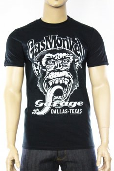 T-shirt Gas Monkey Garage Monkey