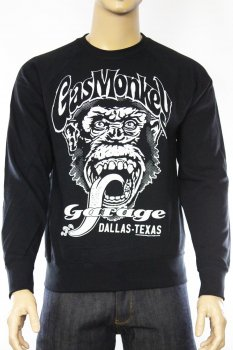 Sweat-shirt Gas Monkey Garage Texas