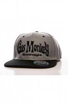 Casquette Gas Monkey Garage signature
